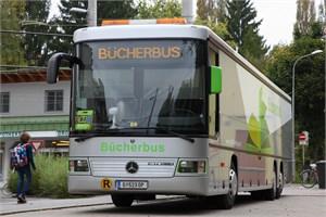 Bücherbus Graz